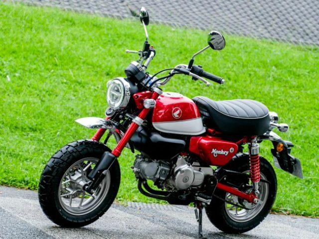 Cận cảnh Honda Monkey đẹp mỹ mãn đang giảm giá 5 triệu đồng