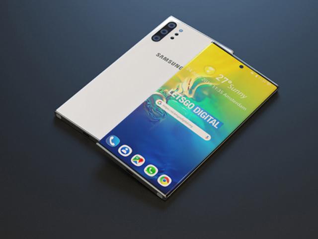 Rò rỉ bảo vệ màn hình của Galaxy Note 10, xác nhận thiết kế