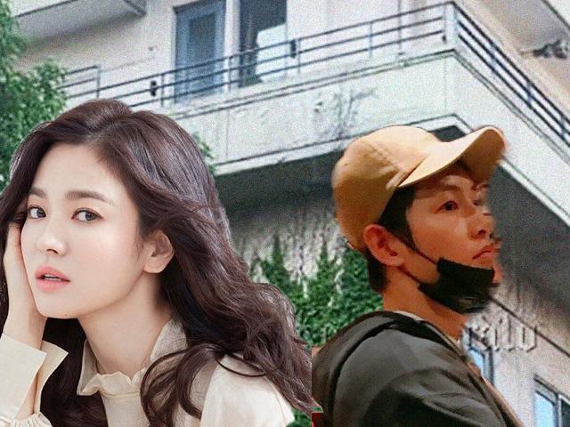 Song Hye Kyo thuê nhà sống sau khi ly thân, Song Joong Ki thì sao?