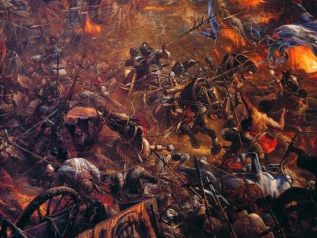 Chiến tranh Tống-Kim và nỗi nhục hiếm thấy của một triều đại Trung Hoa