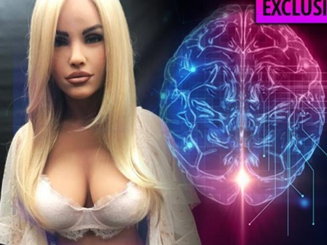 Robot tình dục sẽ bước đi giống hệt như người thật?