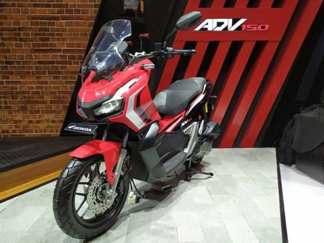 Honda X-ADV 150 hoàn toàn mới ra mắt, thiết kế mạnh mẽ, đầy sức cuốn