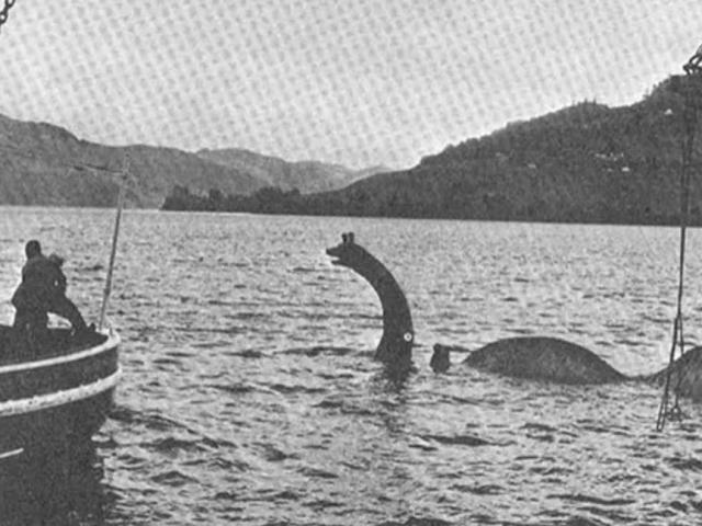 Hơn 2,2 vạn người hẹn nhau truy lùng tới cùng quái vật hồ Lochness