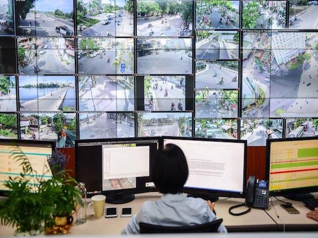 Bên trong trung tâm điều hành đô thị thông minh cấp tỉnh đầu tiên tại Việt Nam