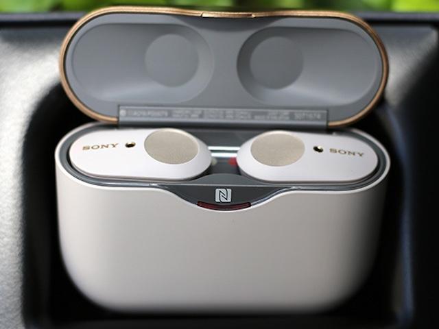 """Mở hộp tai nghe Sony WF-1000XM3 đẹp """"rụng tim"""", tương thích Google Assistant"""