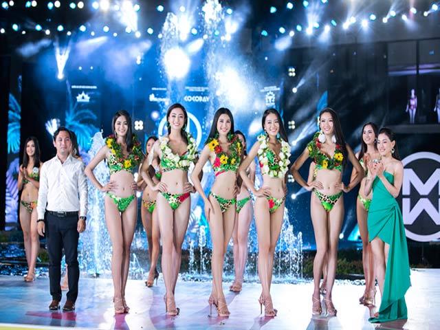 Lộ diện 5 Người đẹp biển của Miss World Việt Nam 2019