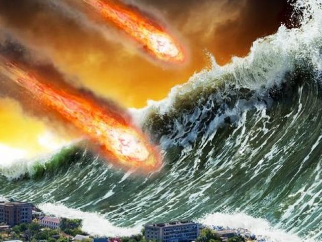 Thiên thạch dài gần gấp 3 sân bóng đá có thể lao vào Trái Đất, gây sóng thần khủng khiếp