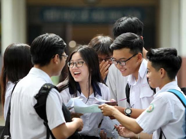 Trường ĐH Kinh tế quốc dân đã chính thức công bố điểm chuẩn