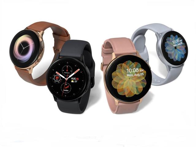 Galaxy Watch Active 2 có gì khác so với Galaxy Watch, Gear S3 và Galaxy Watch Active?