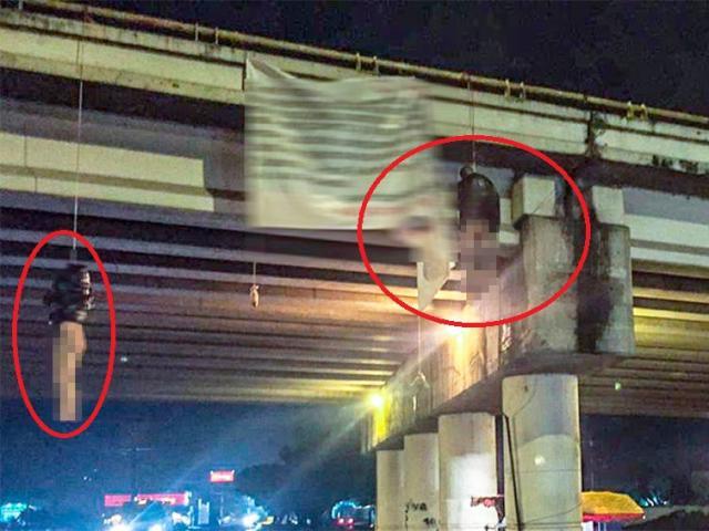 Băng đảng nguy hiểm nhất Mexico sát phạt đối thủ, la liệt xác chết treo lơ lửng trên cầu