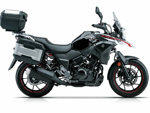 2020 Suzuki V-Strom 250 ra mắt, giá rẻ hơn 3 lần đàn anh