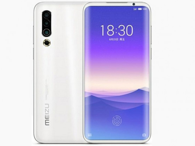 Meizu 16s Pro lộ diện với màn hình 90 Hz, Snapdragon 855+
