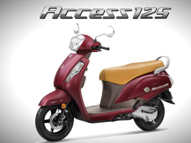 """Đối thủ Honda Activa 125 thêm biến thể mới, giá siêu """"mềm"""""""
