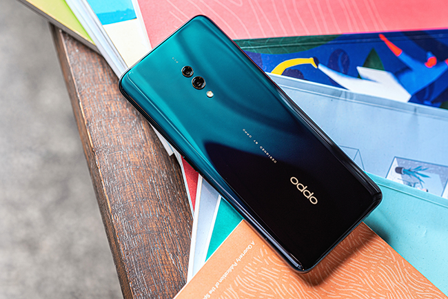 tren tay oppo k3 voi man hinh toan canh, camera