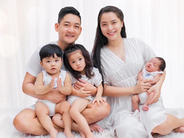 3 năm sinh 3 con, Hải Băng được chồng chi 100 triệu mỗi tháng sắm hàng hiệu