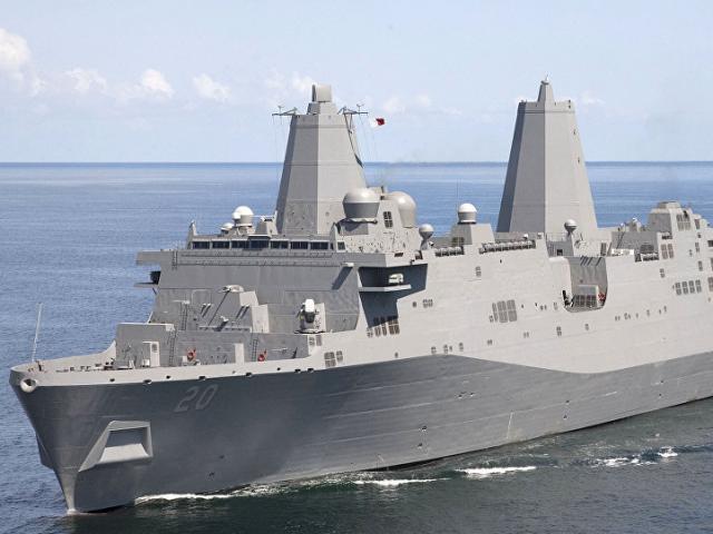 Mỹ muốn đưa tàu chiến đến Hong Kong giữa căng thẳng, chuyên gia TQ lên tiếng