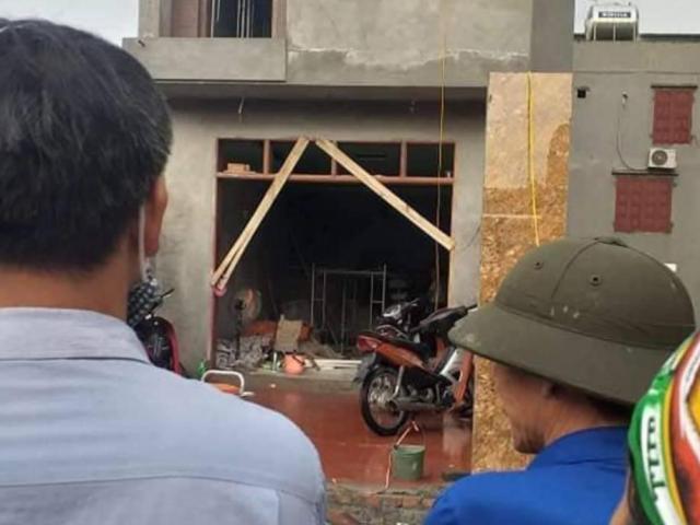 Hai thanh niên chết bí ẩn trong ngôi nhà đang xây dựng