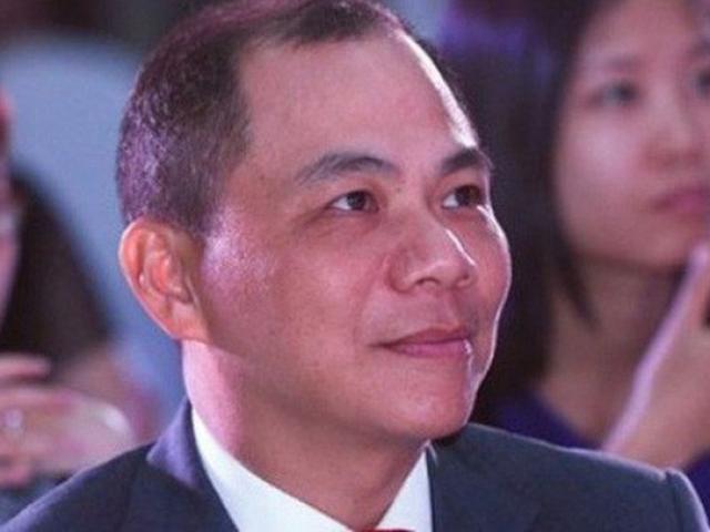 """Đại gia tuần qua: Ông Phạm Nhật Vượng âm thầm tung chiêu hút """"sếp khủng"""""""