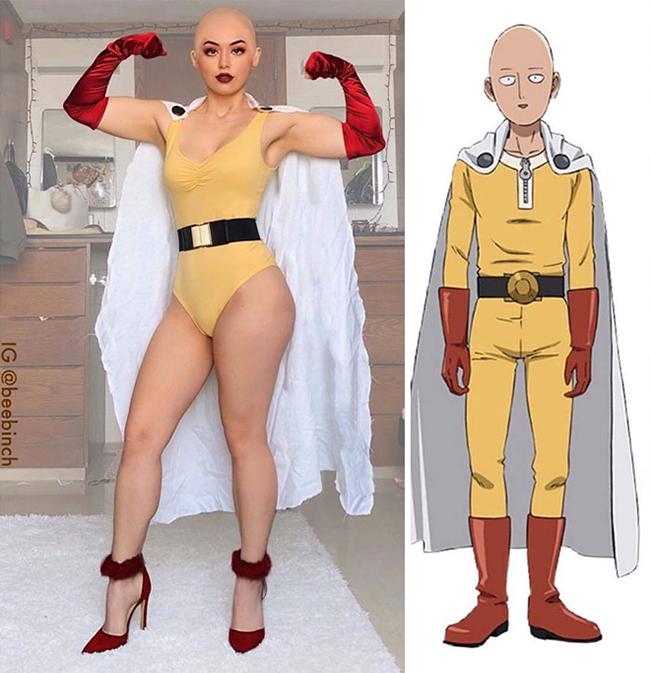 hai huoc voi nhung man cosplay