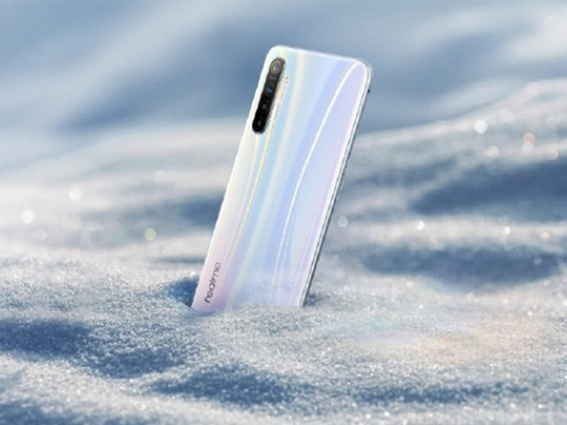 Hình ảnh kết xuất chính thức đầu tiên của Realme XT xuất hiện