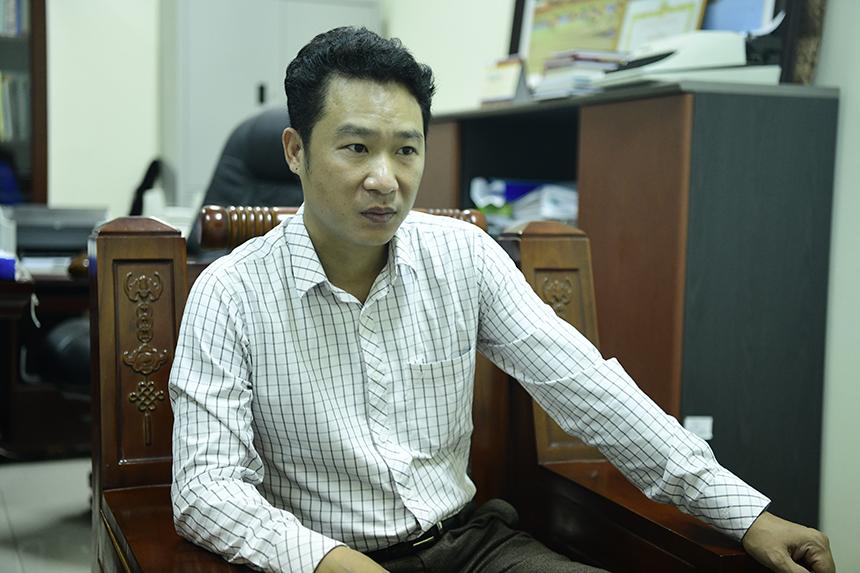 Ông Bùi Đăng Quy – Giám đốc Bảo tàng tỉnh Hưng Yên.