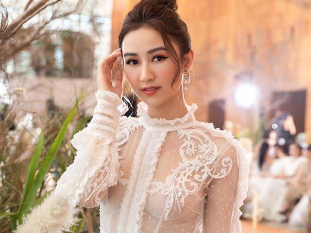 """Hoa hậu bolero xứ Huế: """"Mặc xuyên thấu là xấu che đẹp khoe"""""""