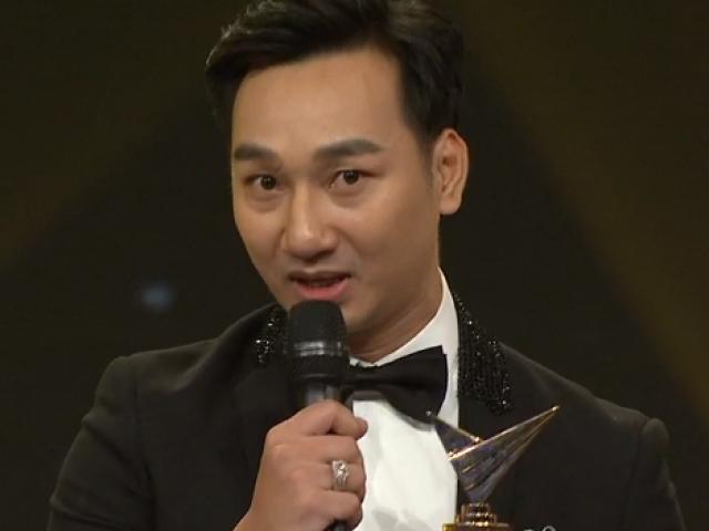"""Dẫn chương trình ấn tượng VTV Awards, MC Thành Trung: """"Không ai xứng đáng hơn nhà báo Lại Văn Sâm"""""""