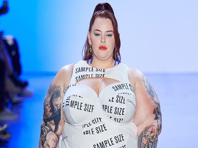 Người mẫu lệch chuẩn nổi bật ở Tuần lễ thời trang New York