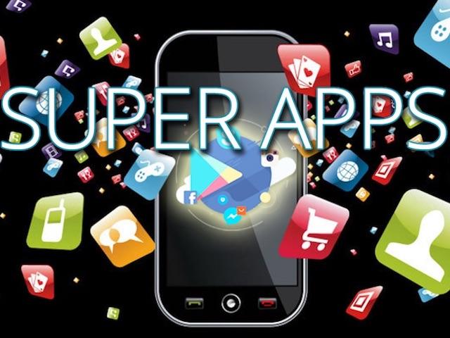 """""""Cuộc chiến"""" siêu ứng dụng: Mở rộng dịch vụ chưa đủ mà còn phải... thông minh"""