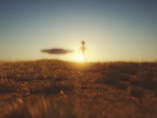 Người ngoài hành tinh đã từng ghé thăm Trái đất?