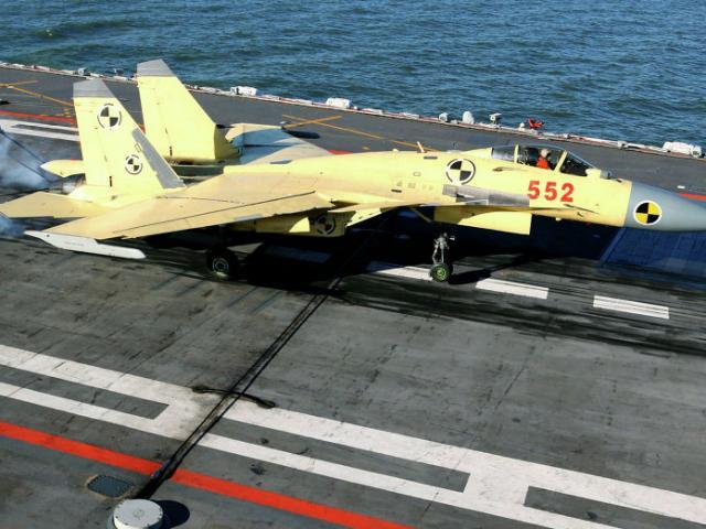 Hậu quả Trung Quốc hứng chịu khi đạo nhái chiến đấu cơ Nga