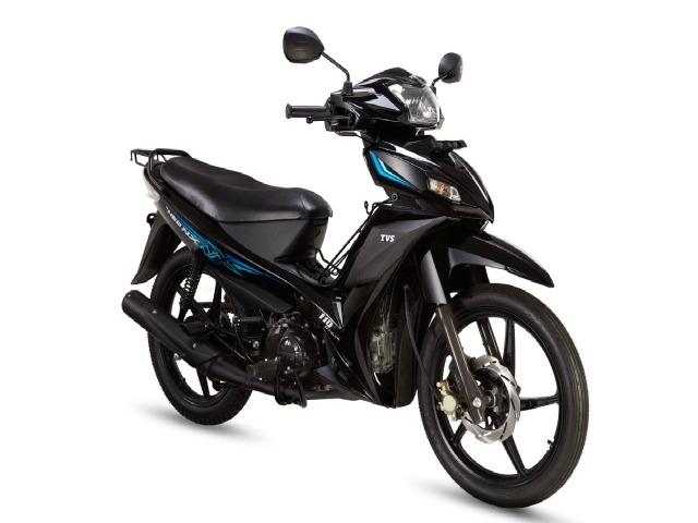 Xuất hiện xe số mới giống Yamaha Jupiter, không kém gì Honda Wave RSX
