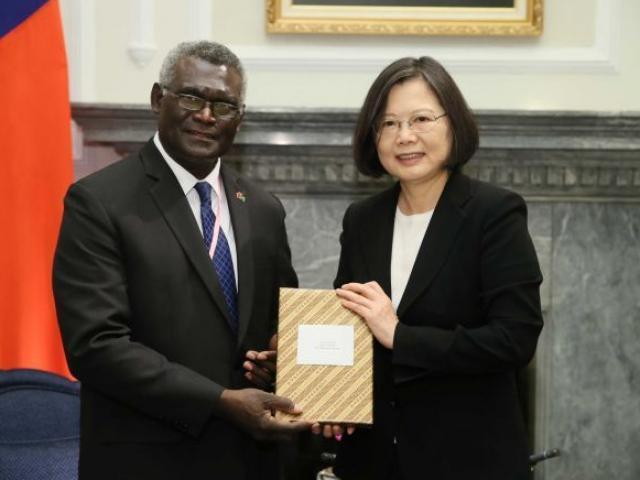 """Đảo quốc Thái Bình Dương chính thức quay lưng với Đài Loan vì """"mật ngọt"""" TQ"""