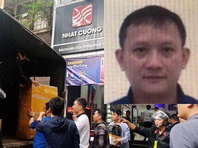 Nóng trong tuần: Truy nã đỏ ông chủ Nhật Cường Mobile Bùi Quang Huy