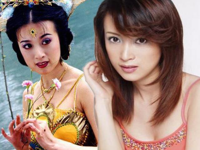 """""""Công chúa đẹp nhất Tây Du Ký"""" vướng scandal đi khách đại gia, ngoại tình Trương Quốc Lập"""