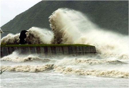 Việt Nam kiến nghị bỏ tên bão Chanchu ra khỏi danh sách tên các cơn bão. Ảnh minh họa