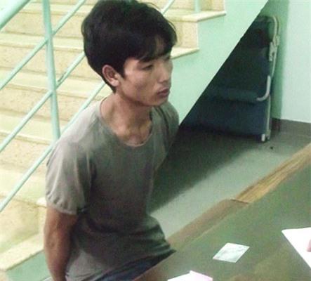 Mai Văn Linh bạn trai của V (13 tuổi)