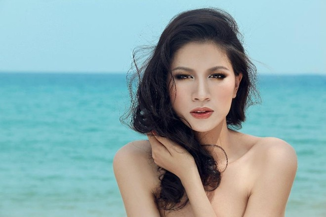 Kể từ khi chia tay bạn trai người Hà Nội cách đây đã lâu, Trang Trần rất kín tiếng chuyện tình cảm.