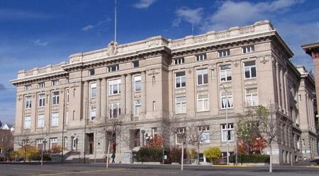 Tòa thị chính Butte-Silver Bow