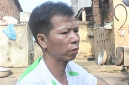 Ông Chấn trở về sau 10 năm tù oan.