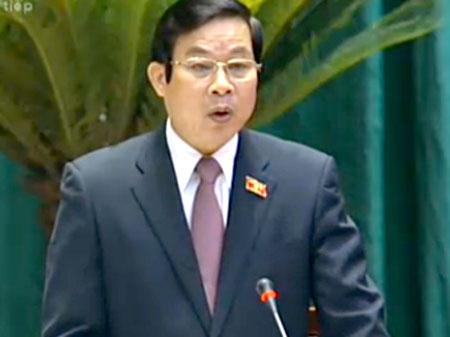 Bộ trưởng Bộ Thông tin Truyền thông Nguyễn Bắc Son