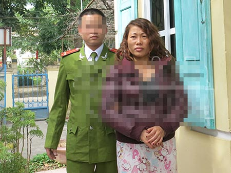 Lê Thị Nga, gái mại dâm đứng đường