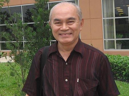 GS-TSKH Lâm Quang Thiệp.