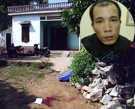 Đối tượng Đồng Quang Dũng và hiện trường vụ án