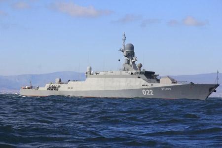 Tàu Uglich thuộc đề án 21631