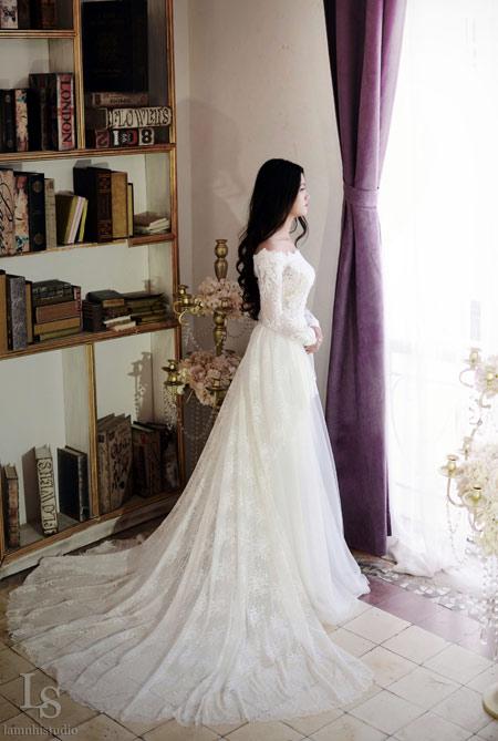 Váy dáng A