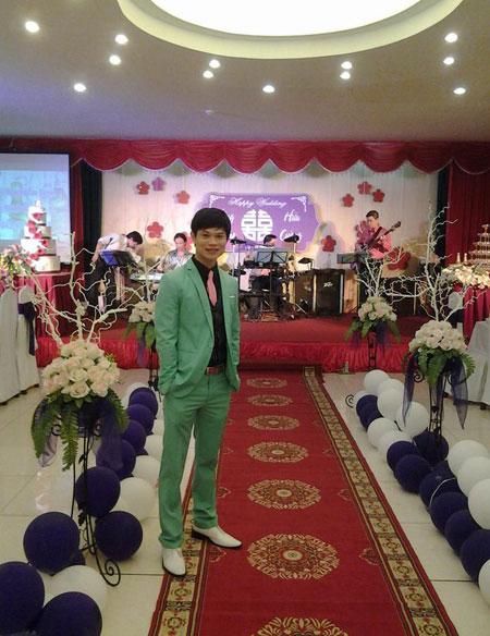 Hung thủ làm nghề MC nghiệp dư tại các đám cưới.