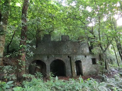 Những ngôi biệt thự Pháp ở Ba Vì giờ chỉ còn là phế tích. Ảnh: skycrapercity