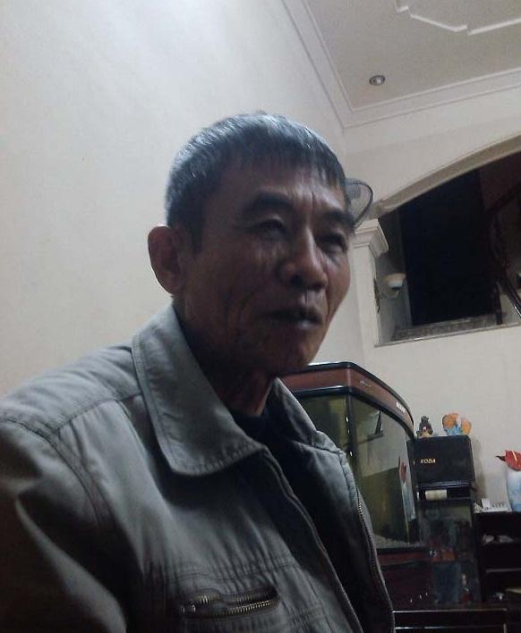 Ông Bùi Văn Minh, tổ trưởng tổ dân phố Phố Hải 2, phường Anh Dũng, quận Dương Kinh, Hải Phòng