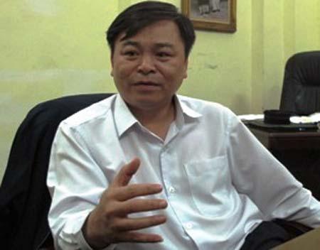 Phó Chủ tịch UBATGTQG Nguyễn Hoàng Hiệp.
